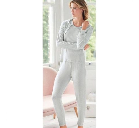 Avon Special Knit Hooded Pyjama Set