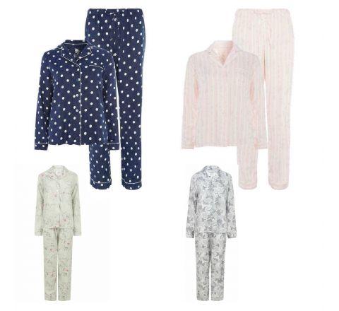 Boyfriend Viscose Pyjama Sets