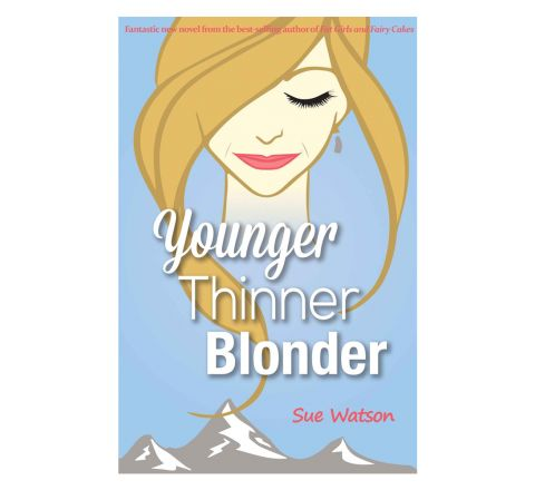 Paperback Younger Thinner Blonder By Sue Watson