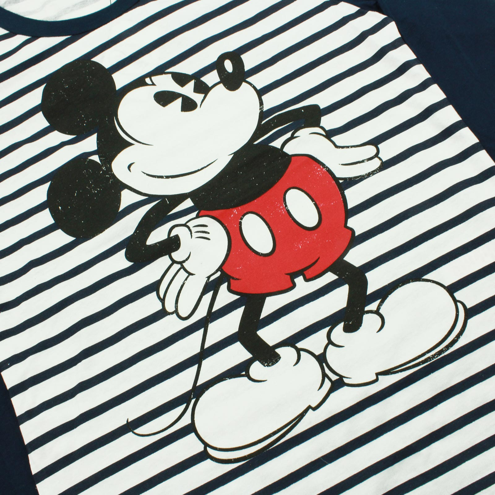 DISNEY-Ladies-Womens-Mickey-Mouse-T-Shirts-Character-Tops-Long-Sleeve-Size-6-20 thumbnail 7