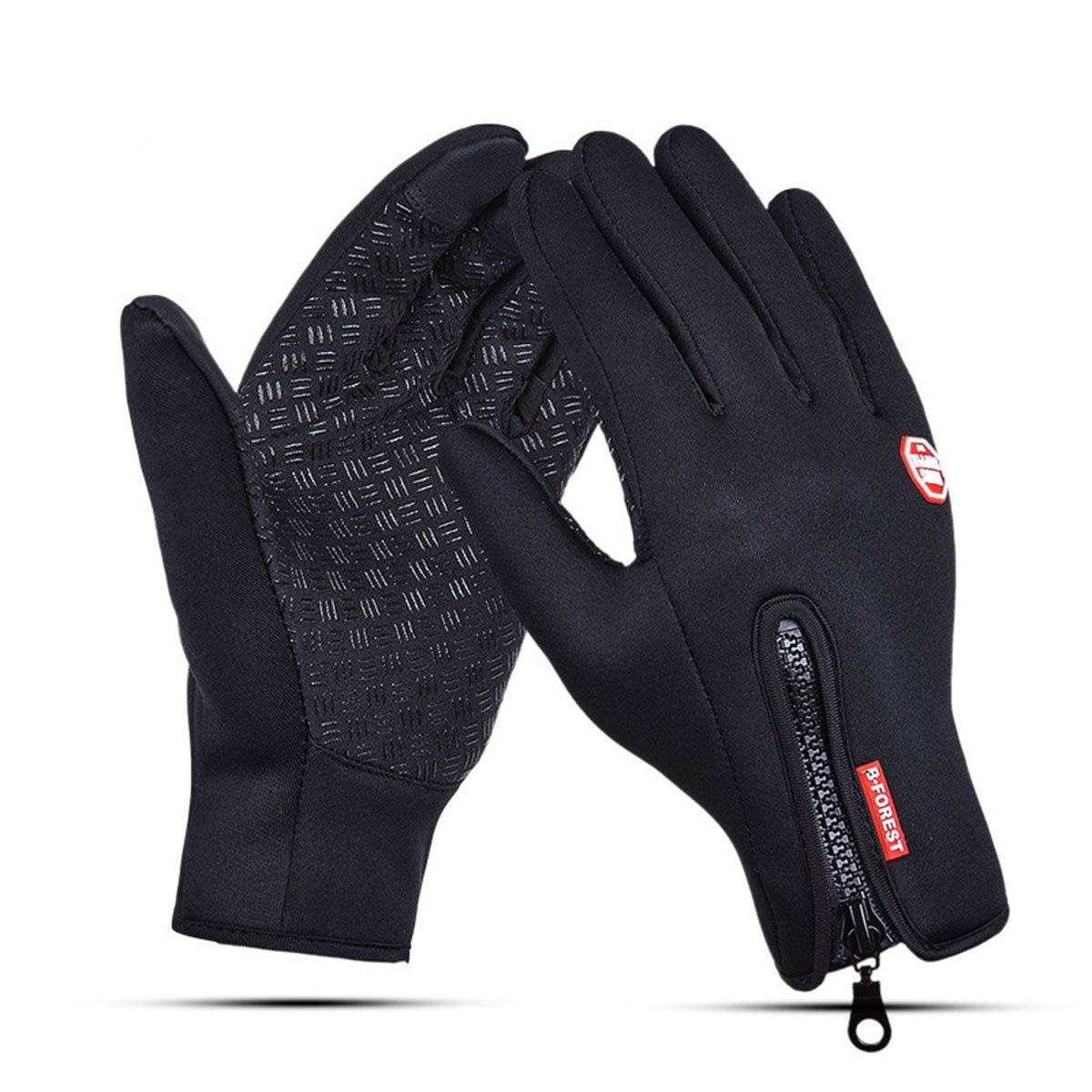 Mens-Waterproof-Touch-Screen-Winter-Thermal-Gloves-Windproof-Anti-slip-Thermal thumbnail 14