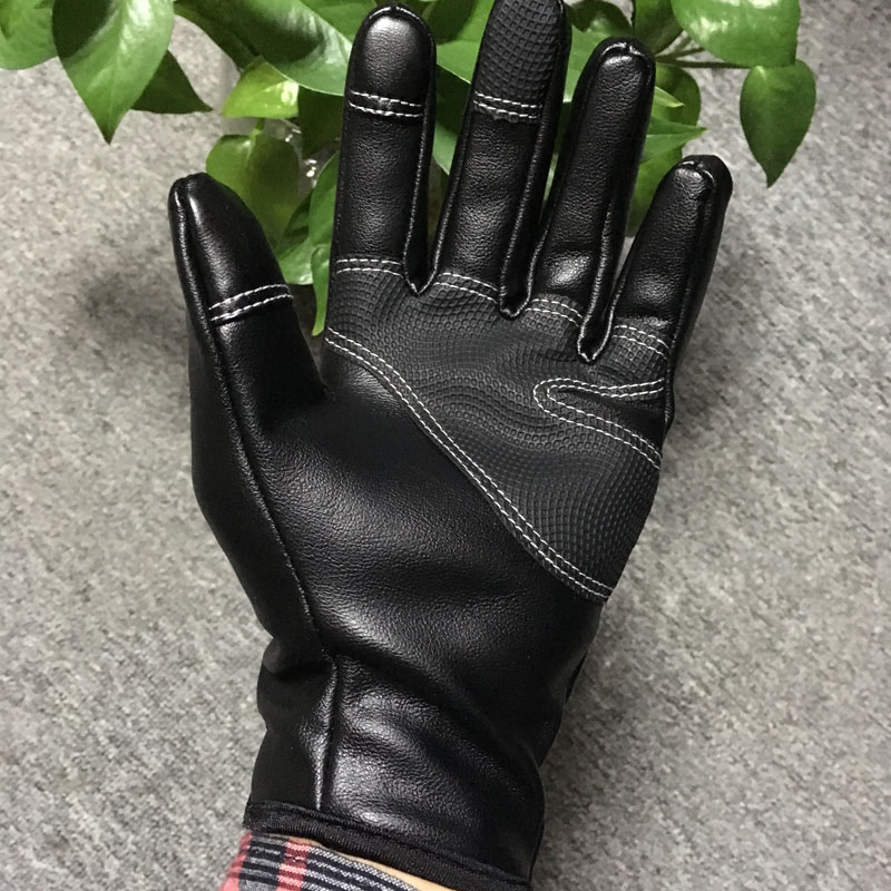 Mens-Waterproof-Touch-Screen-Winter-Thermal-Gloves-Windproof-Anti-slip-Thermal thumbnail 35