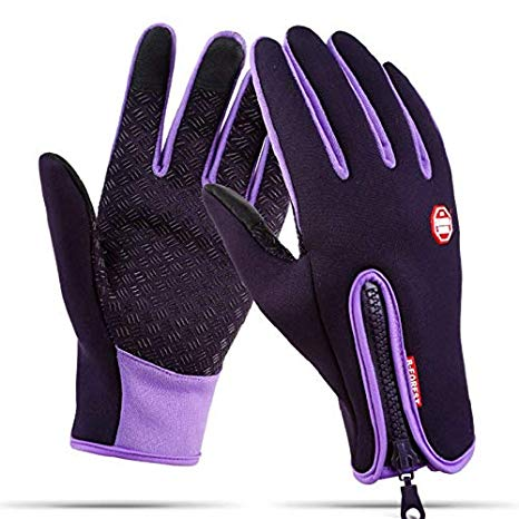 Mens-Waterproof-Touch-Screen-Winter-Thermal-Gloves-Windproof-Anti-slip-Thermal thumbnail 25