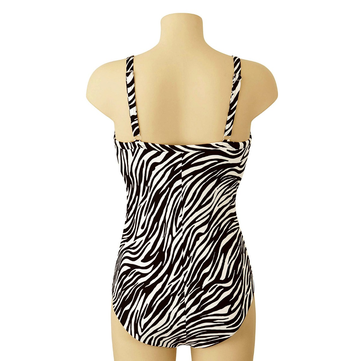 Womens Animal Print Swimming Costume Swimsuit Swimwear One Piece