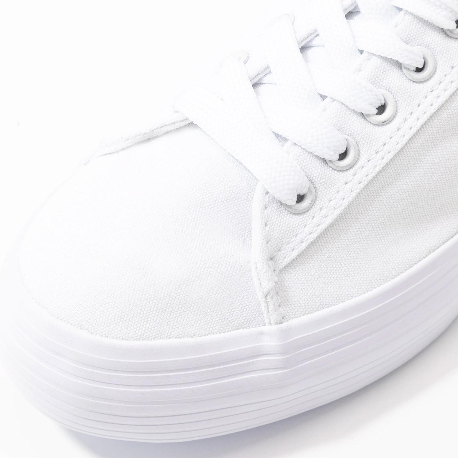 EX STORE Ladies Womens Plain White